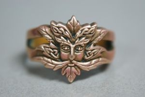 Greenman Ring 2 by Whickender