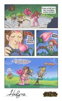 League of Taric by HolyElfGirl