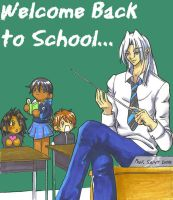 Back 2 School by shido-burrito