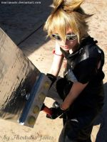 Cloud Strife -Cosplay- by Marianashi