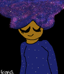 Galaxy Gal by frisk12