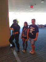 NF Comicon : Me and People (7) by TheWarRises