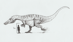 Baryonyx walkeri | For The Explainer by LythroA
