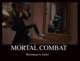 Coraline: Mortal Combat by Graystripe64
