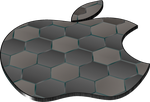 apple nid d'abeille by cooliographistyle