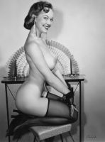 Judy O'Day, Mid 1950's by NJDVINTAGE