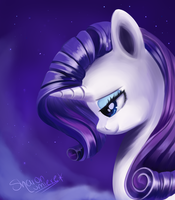 Rarity by Sharon-Lumiere
