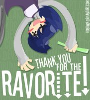 Thank You For The Ravorite by Kobun04