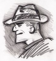 DSC Dick Tracy again by LeSam