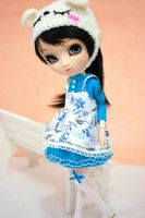 Lovely Puppy Lovely Pullip by Miema-Dollhouse