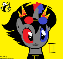Sollux in MLP by TylerTravisNakai
