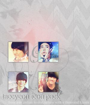 TaecYeon icon package by freakymode