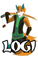 Badge for Logi by afoxen