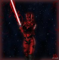 Darth Talon by CaptVovan