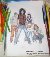 Tokio Hotel by Glitzern