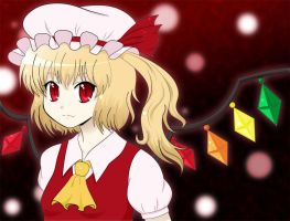 .:Flandre:. by Miss-It-Girl