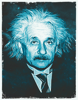 Einstein by WellofMike