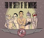 For the Safety of the Universe by ehenders