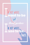 Quote Poster by sofonisbasaki