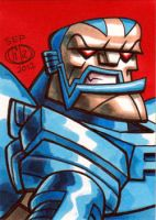Apocalypse Sketch Card by Chad73