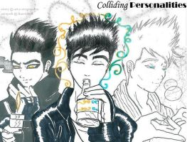 Colliding Personalities COVER by KarolaKH