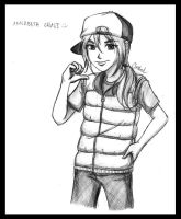 Annabeth Chase by germanmissiles