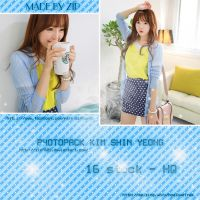 Photopack Kim Shin Yeong 05 by Zip0602