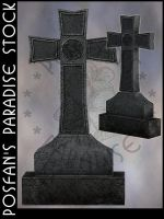 GraveStone 049 by poserfan-stock