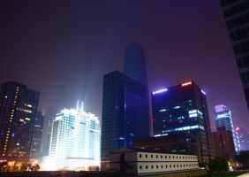 beijing skyline STOCK by thinking-fishSTOCK