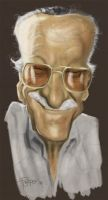 Stan Lee by Parpa