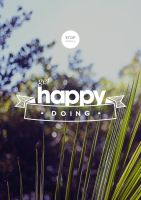 Get Happy Doing by Affect-The-World
