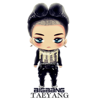 Taeyang_Monster MV by babymoon321