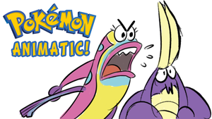 Pokemon Animatic - Big Meaty Claws