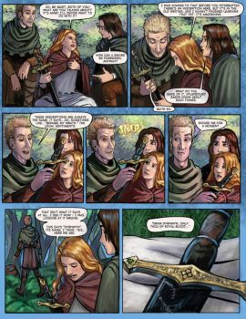 Prydain: the Graphic Novel, Chapter 10 Page 3 by saeriellyn