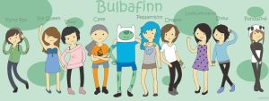 Bulbafinn admins by Shabti