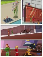 Totally Spies Page 1 by dlobo777
