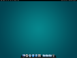 Lion 10.7.5 Desktop by IiTz-ShAnE