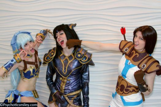 Legend of Dragoon - 50K Views by FireLilyCosplay