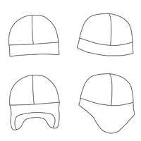 Hat Bases by clearkid