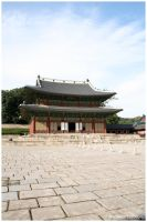 Changdeok Palace by nHieY