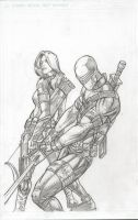 G.I.JOE SNAKE EYES , SCARLETT by 1314