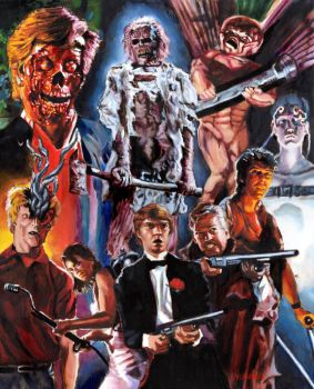 Night of the Creeps by bloodedemon