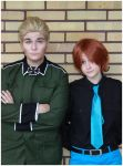 Hetalia - Just The Two of Us by My13Memories