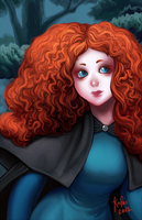 Merida by Kafai