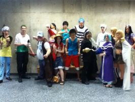 Youmacon 2011: One Piece Shoot 1 by BigAl2k6