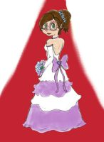 Wedding day by jeanettechipette