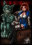 McGee's Alice: +The Funhouse+ by Lukael-Art