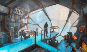 Sci-Fi Study by AnDary