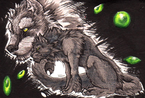 September ACEO by ElysianImagery