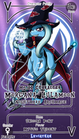 [Commission] Morgana Lulamoon by vavacung